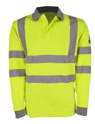 HERTZ Hi-Vis Polo Shirt