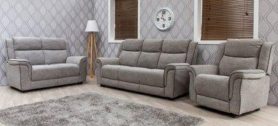 spencer fabric sofa taupe 2