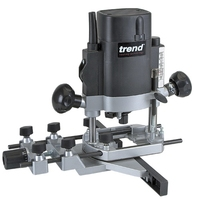 Trend T5ELB 1000W 1/4in Vari Speed Router 115V