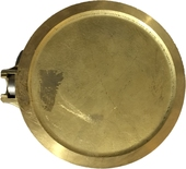 PLATE FOR BELL VALVE 25.3MM X