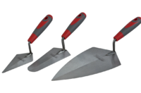 Xm Faithfull 3 Piece Soft Grip Trowel Set