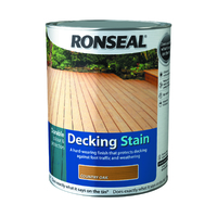 Ronseal Decking Stain 5L Country Oak