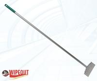 FLOOR SCRAPER H/D GREEN 130cm