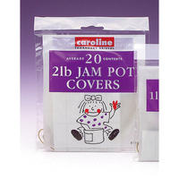 Caroline 1lb Jam Pot Covers