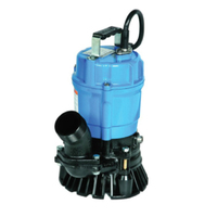 "TSURUMI HS3-75 3"" Submersible Water Pump"