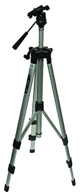 Light Tripod with removable support and knob