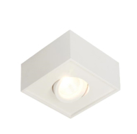 ANSELL Gyro Single 3000K LED Dimmable Downlight White