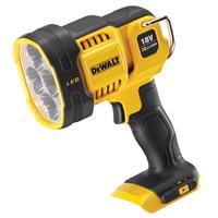 Dewalt DCL043 18V XR Led Pivot Spotlight 120-1000 lumen 600gram Bare Unit (DeWALT Special Discount Price)