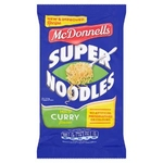 McDonnells SuperNoodles Curry 100g x12