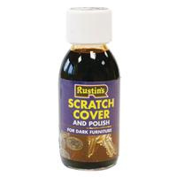 Rustins Scratch Cover Dark 125ml