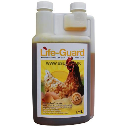 NAF Poultry Life Guard 500ml