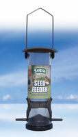 "Supa Metal Seed Feeder 8"" x 3"