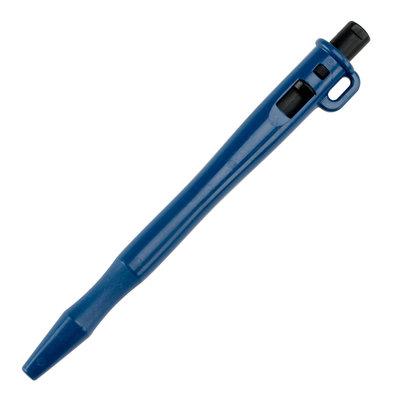 Detectable Retractable Pen - c/w Lanyard Loop Only