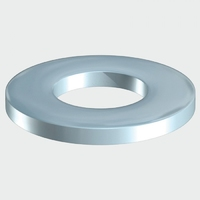 Timco Form A Washers - Zinc