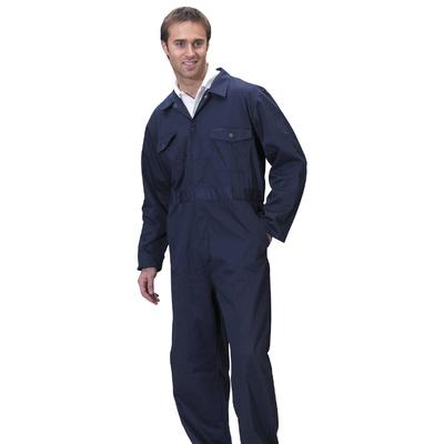 Click Regular Stud Front Boilersuit