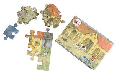 Farm Floor Puzzle (40pcs)