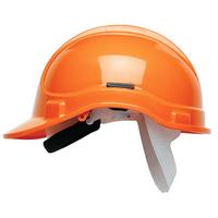 ORANGE Scott Protector Elite Safety Helmet