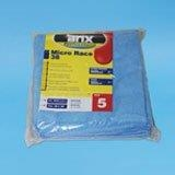 MICROFIBER CLOTH BLUE 5pkt