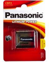 PANASONIC 6V LITHIUM PHOTO BATTERY