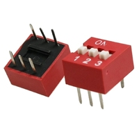 DIP SWITCH 3 POSITIONS