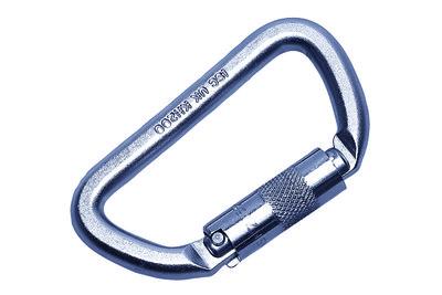Self Locking Carabiner 18mm gate