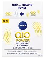 Nivea Q10 Power Day Cream SPF15 50ml