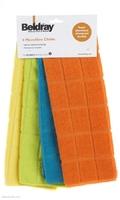 Beldray Microfibre Cloths 4pk