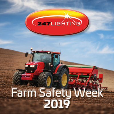 247 Lighting supports Farm Safety Week 2019