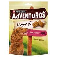 Purina Adventuros Nuggets Boar Flavour 90g x 6