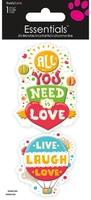 Inspiration Love Essential Craft Sticker.