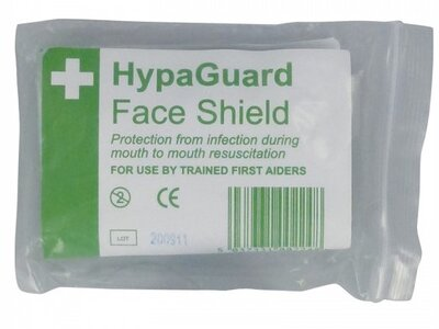 First Aid Disposable Vent Aid (Box of 20)