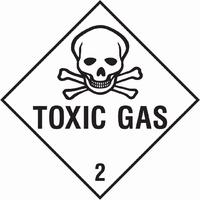Dangerous Substances Sign DANG0010-0295