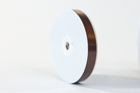 10mm D/F SATIN BROWN 50MTR