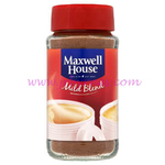 Maxwell House Mild 100g x12 RED