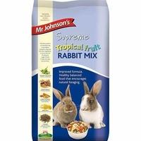 Mr Johnson's Supreme Tropical Fruit Rabbit Mix 2.25kg [Zero VAT]