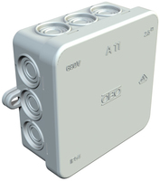 A11 JUNCTION BOX 85X85X40 WITH TERMINALS