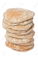 Pitta wholemeal pack