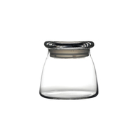 Vibe Jar & Lid 36cl 7.5cm High x 9.5cm Dia Carton of 6