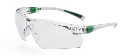 Univet 506 Clear Lens Safety Glasses