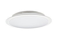 Opple 11W LED 2700K Eros Matte White Ceiling Light | LV2108.0166