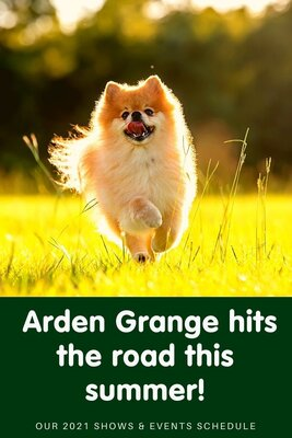 Arden Grange hits the road this summer!