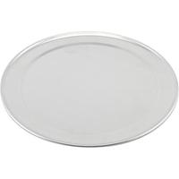 Pizza Tray Wide Rim Aluminium 28cm Dia