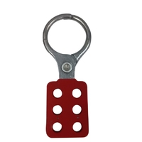 38mm Steel Hasp with Hook