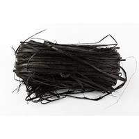 RAFFIA BLACK HANK 1.4mtr