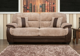 Nexus Fabric Sofa