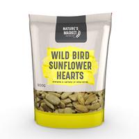 Kingfisher 0.9kg Bag Sunflower Hearts Feed (BFWF03)