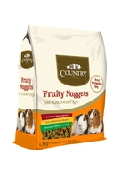Country Value Fruity Nuggets for Guinea Pigs 1.5kg