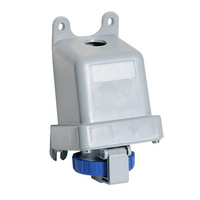 216RS6W 16A 220V 3P Surface Socket IP67