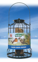 Supa Caged Seed Feeder x 1