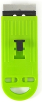 Gem Scraper Safety Razor Plastic Carded